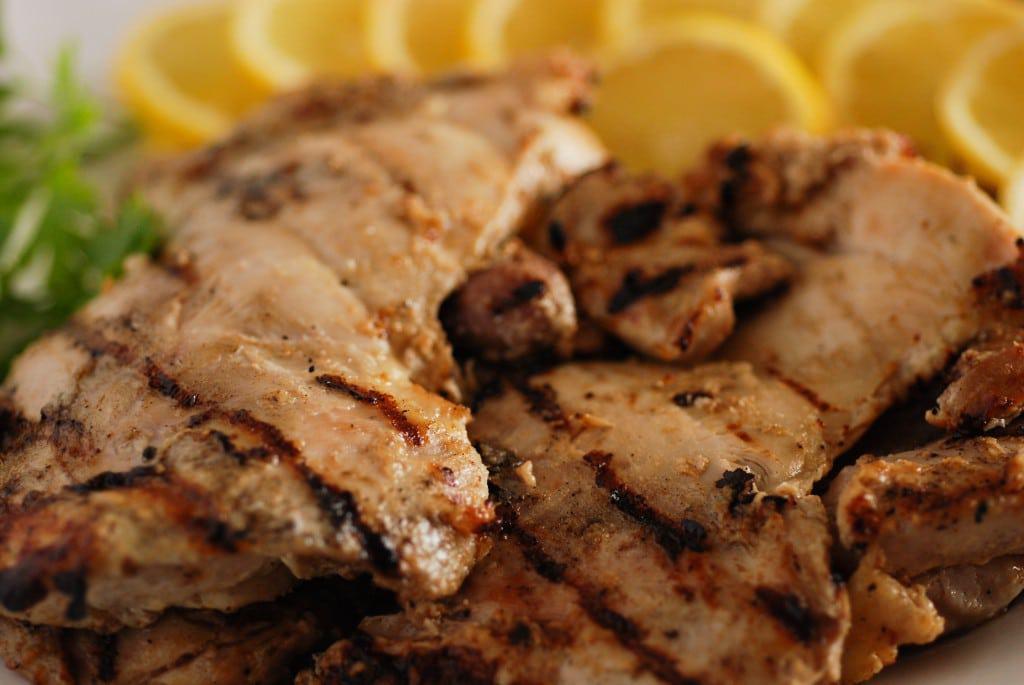 Kebab e Murgh - Afghan Chicken Kabab Marinated in a Yogurt Cumin Sauce ...