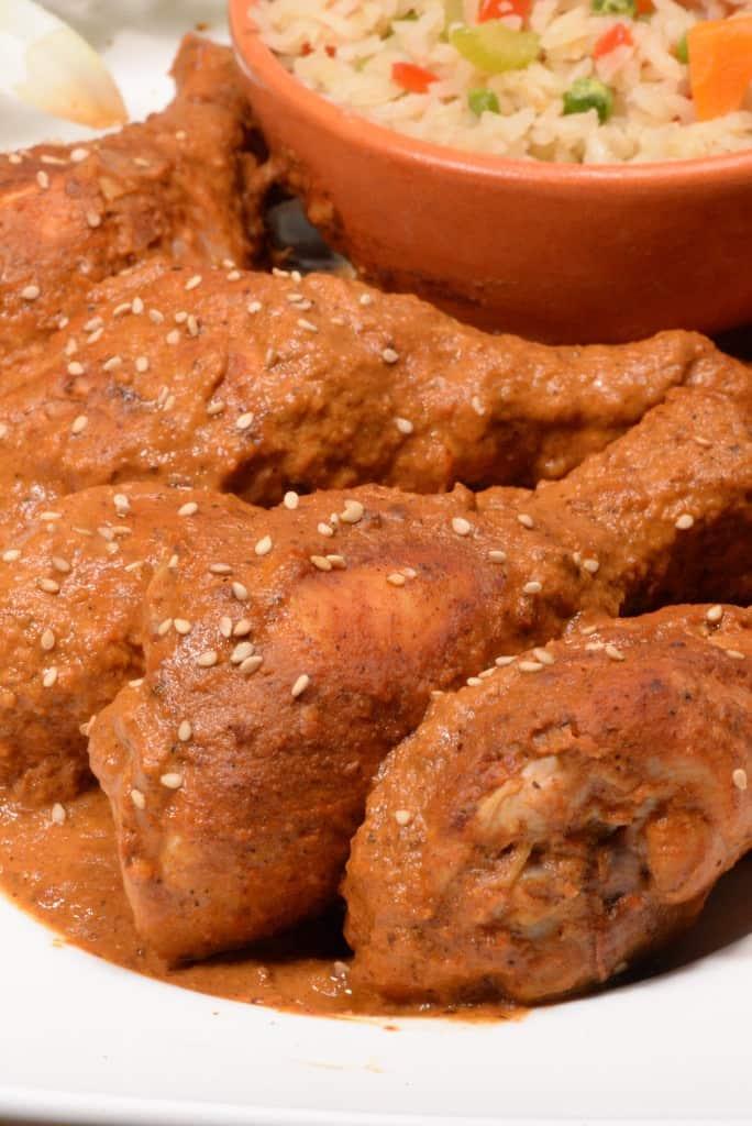Guatemalan Pepian de Pollo (Chicken Stew) - International ...
