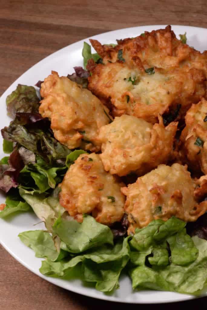 Luxembourg Potato Fritters (Gromperekichelcher) - International ...