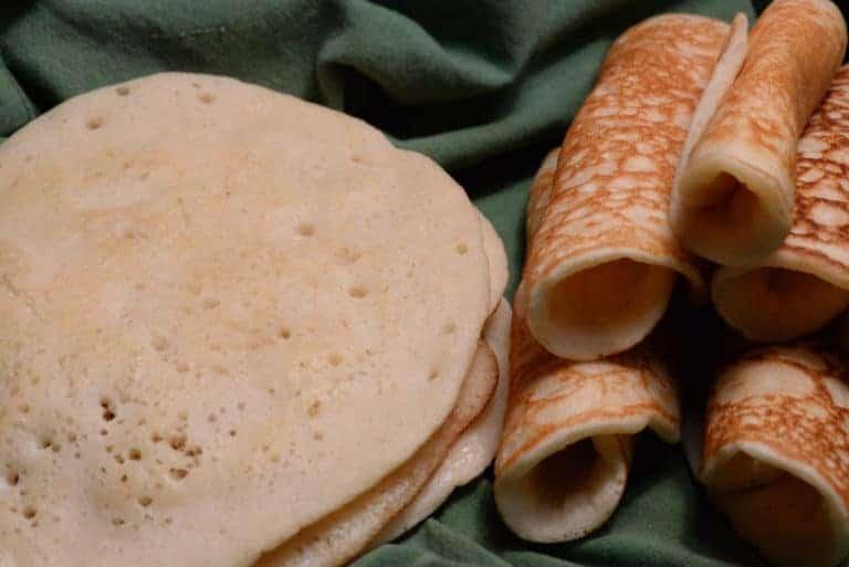 Djibouti Canjeero Or Lahooh Flat Bread International